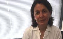 Doctora Martha Cabrera Sierra realizó los estudios gratuitos de alergia primaveral