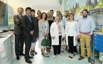 Inauguración de la Unidad del Color en el Hospital General Universitario Gregorio Marañón