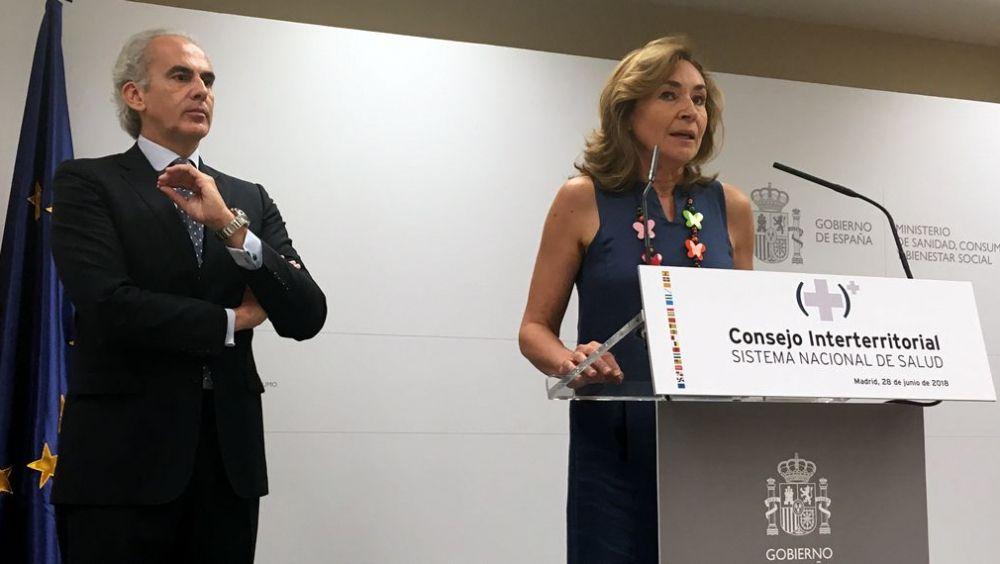 El Consejo Interterritorial ha sacado a la luz las discrepancias entre las CC.AA. del PSOE y del PP para resolver la universalidad.