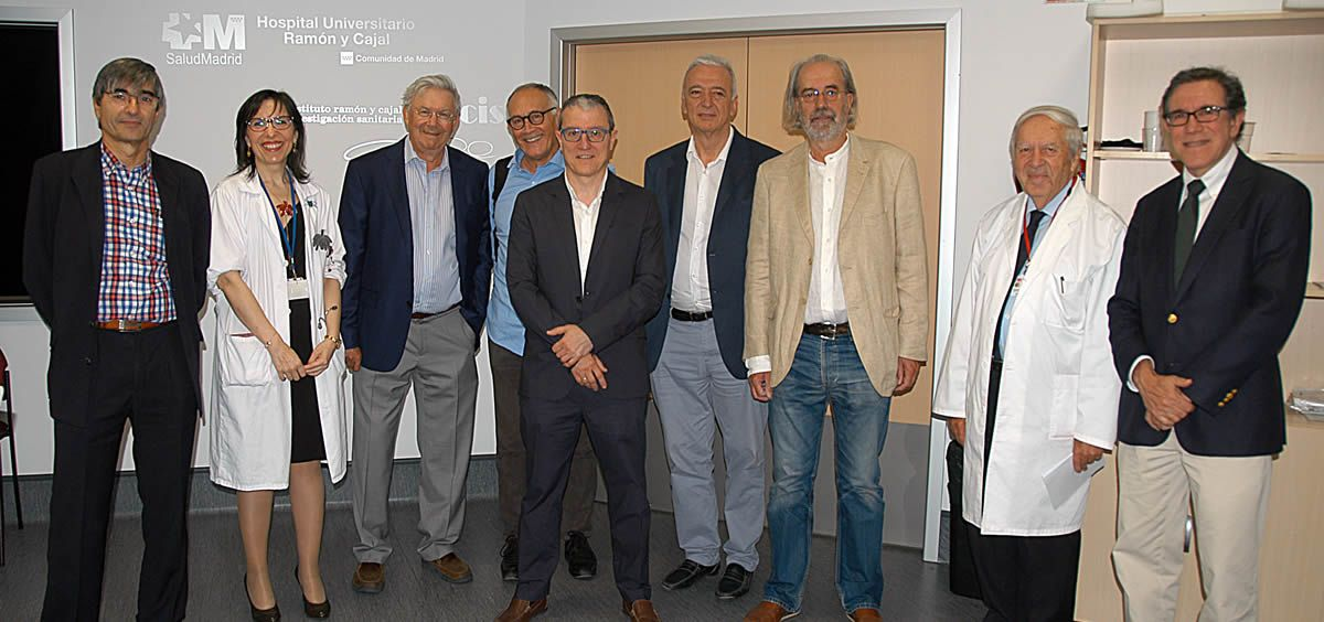 Acto del 25 aniversario de la Unidad de Bioestadística Clínica del Hospital Ramón y Cajal