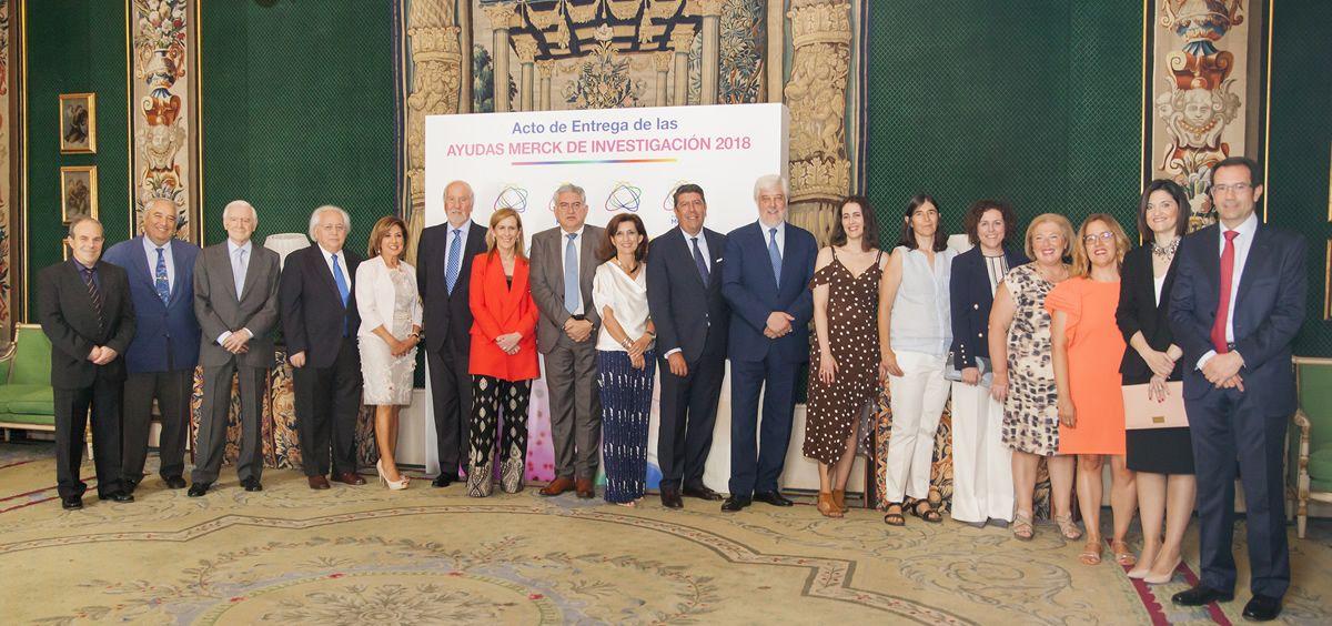 La Fundación Merck financia 7 proyectos de investigación biomédica en España