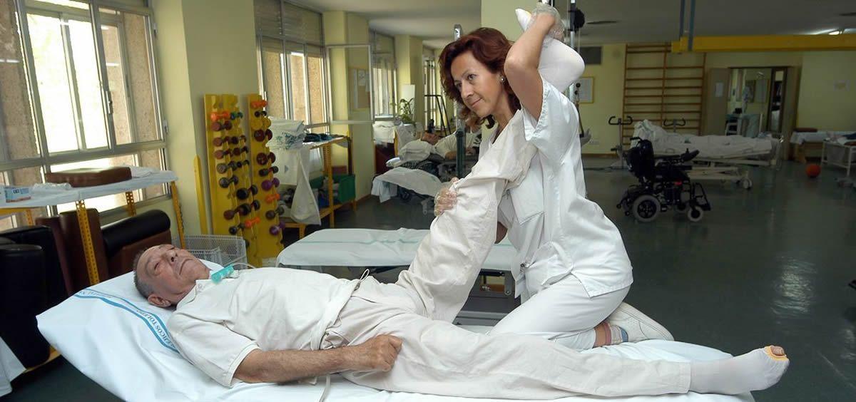 La plantilla del Sergas debería estar formada por 2.250 fisioterapeutas para seguir las pautas que marca la Organización Mundial de la Salud (OMS)