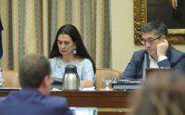 Imagen de una anterior reunión de la Comisión de Sanidad del Congreso de los Diputados.