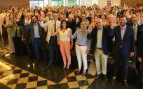 Celebración de la festividad de la Virgen del Perpetuo Socorro en el Colegio Oficial de Médicos de La Rioja
