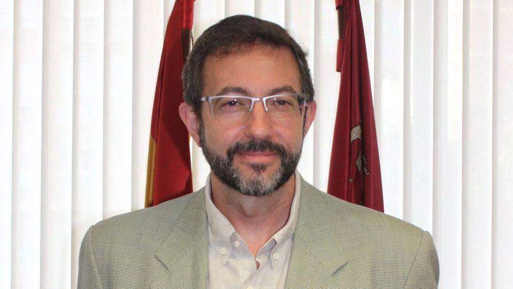 Asensio López, director gerente del Servicio Murciano de Salud