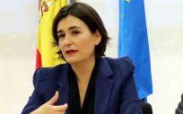 La ministra de Sanidad, Carmen Montón, plantea avanzar a la vez en cuidados paliativos y eutanasia.