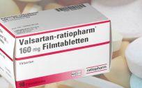 Listado de medicamentos que contienen valsartán retirados por la Agencia Española de Medicamentos y Productos Sanitarios