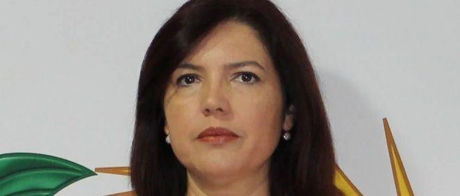 Amelia Corominas, expresidenta del Colegio de Enfermería de la Región de Murcia