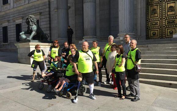 Acusan al IMAS de no aplicar los certificados de discapacidad a afectados de la talidomida