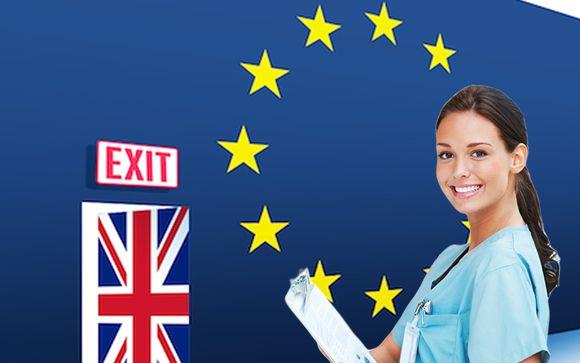 """El Brexit no asusta a la Enfermería española: """"Somos fundamentales para el sistema británico"""""""