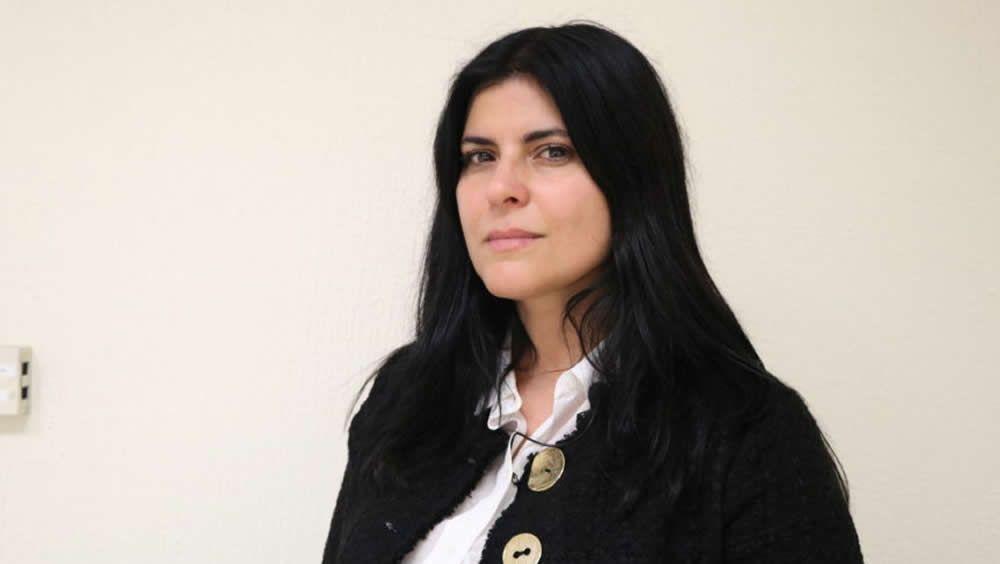 Mila Hormiga, responsable de Sanidad de Podemos Canarias