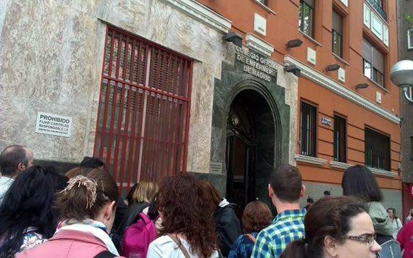 """Admiten a trámite la querella criminal contra el Colegio de Enfermería de Madrid por las """"elecciones fantasma"""""""