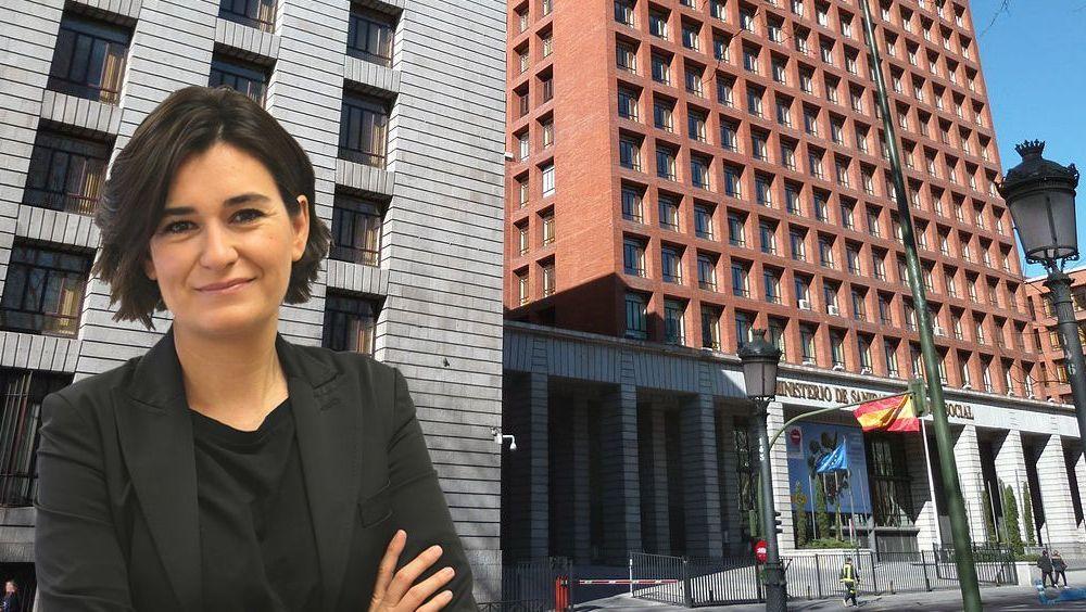 Carmen Montón, ministra de Sanidad, Consumo y Bienestar Social.