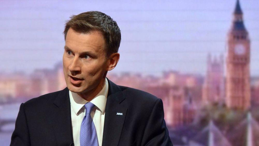 Jeremy Hunt, hasta ahora ministro de Sanidad del Reino Unido, se encargará de negociar el Brexit con la UE.
