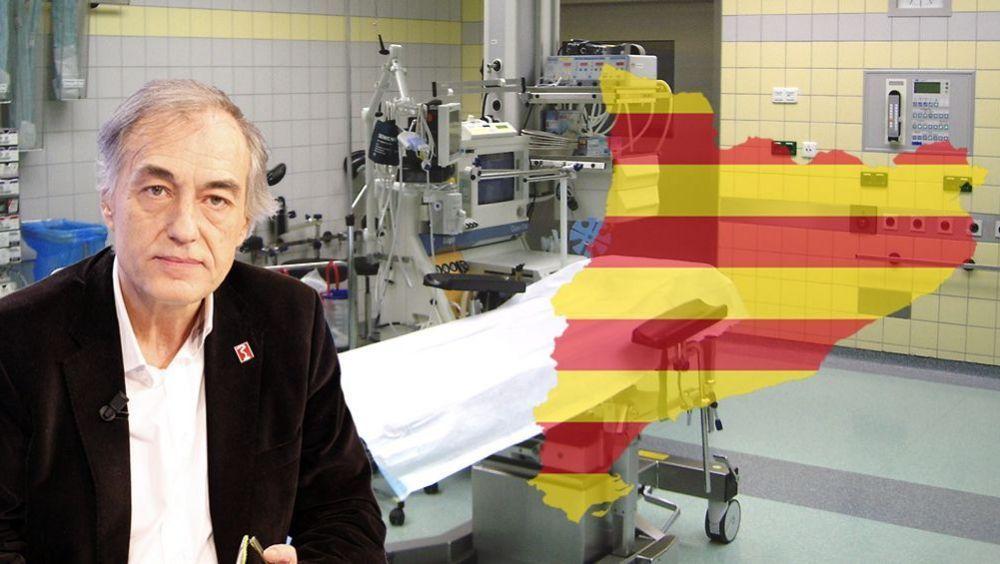 Josep Puig, secretario general de Metges de Catalunya, explica en ConSalud las causas que motivan a los médicos catalanes a abandonar la región en busca de nuevas oportunidades.