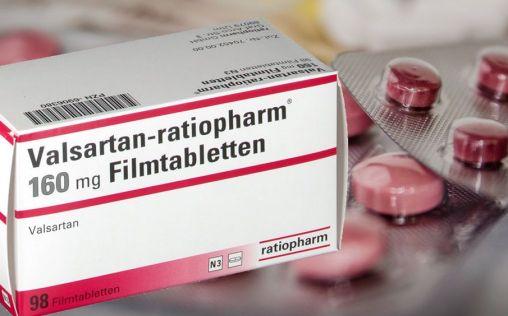 Estos son todos los medicamentos que contienen valsartán retirados por la Aemps