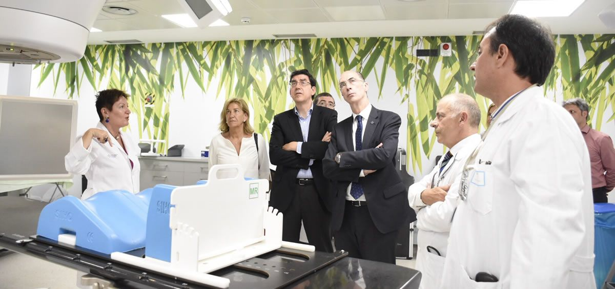 Hospital del Meixoeiro, a la vanguardia en radioterapia con un nuevo sistema