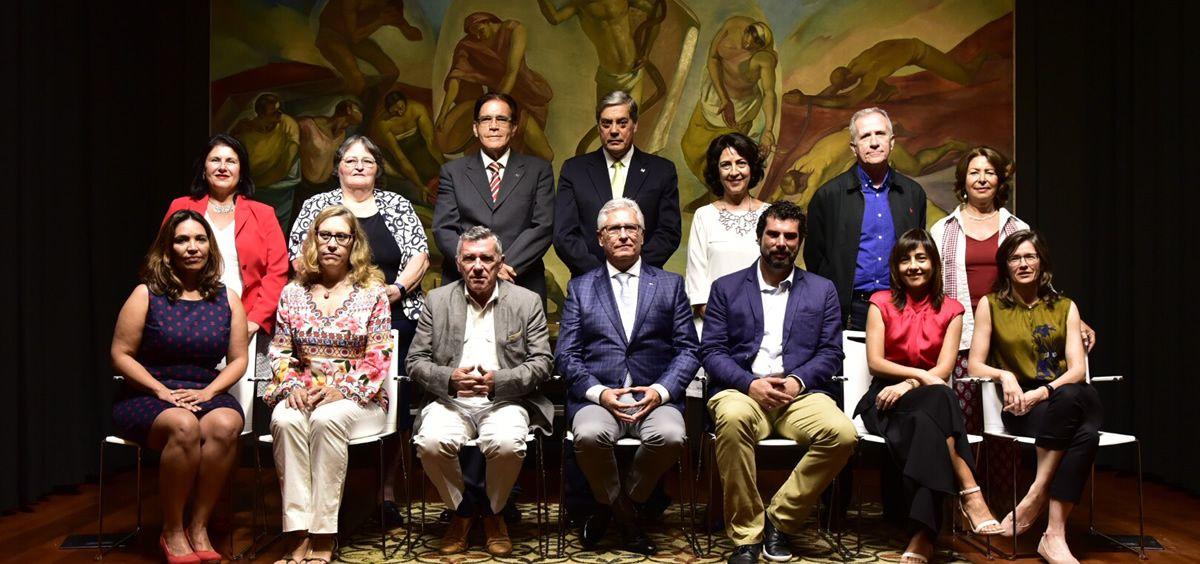 Nueva Junta Directiva del Colegio de Médicos de Las Palmas