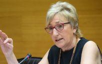 La consejera de Sanidad de la Comunidad Valenciana, Ana Barceló.