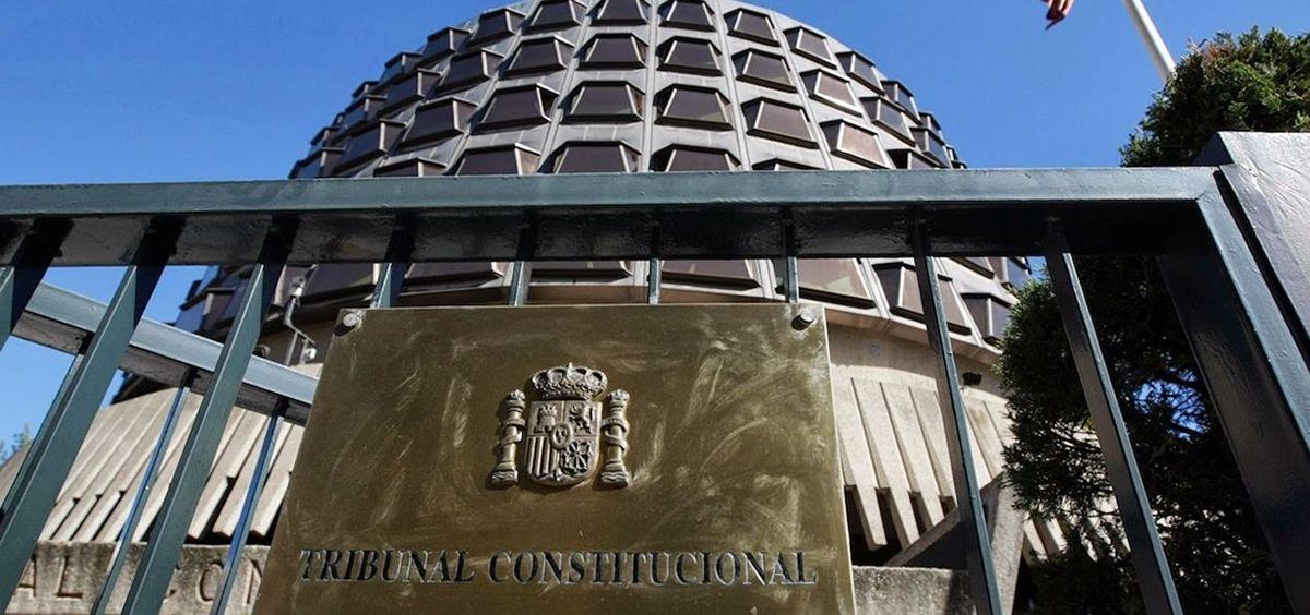 Sede del Tribunal Constitucional, órgano que ha declarado que son las autonomías las que deben acreditan a los enfermeros para prescribir