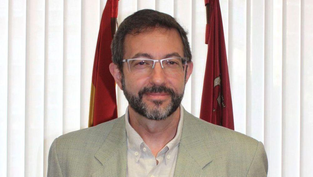 Asensio López, director gerente del Sistema Murciano de Salud