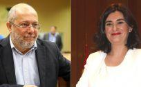 La Comisión de Sanidad ha vivido un desencuentro entre Francisco Igea y Carmen Montón sobre las ayudas a la talidomida.