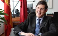 Manuel Villegas, consejero de Sanidad de Murcia