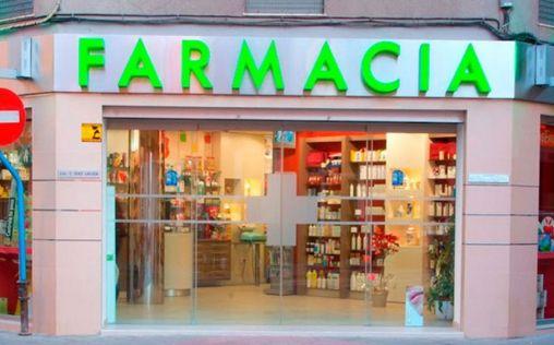 Las farmacias españolas facturan casi 20.000 millones de euros en un año
