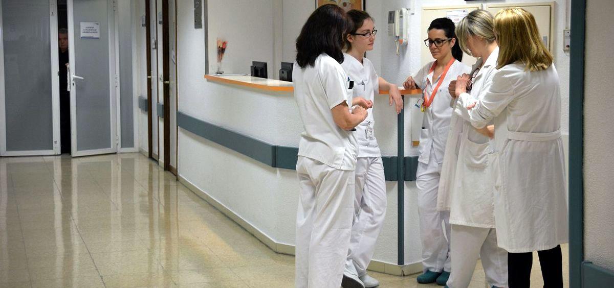 Satse denuncia la sobrecarga laboral del Hospital Clínico de Málaga.