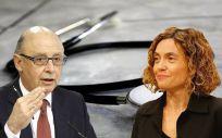 Meritxell Batet sucede a Cristóbal Montoro en las cuestiones de Función Pública, con las condiciones laborales de los sanitarios en el punto de mira.