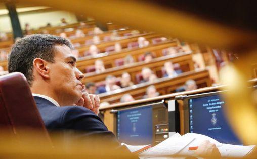 Sánchez aborda en el Congreso las medidas sanitarias anunciadas por Montón