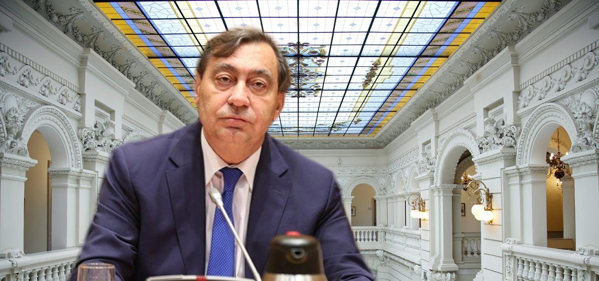 Julián Sánchez, fiscal general del Estado, a quien va dirigida la carta de la asociación sobre la retirada de valsartán