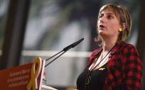 Alba Vergés, consejera de Salud de la Generalitat de Cataluña
