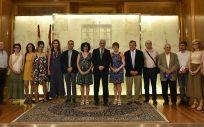 Ceniceros y Martín presentan el Plan de Prevención de Adicciones de La Rioja 2018-2024, centrado en el alcohol, los jóvenes y la perspectiva de género.