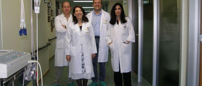 Murcia obtiene por cuarta vez la acreditación europea de calidad en trasplantes de médula