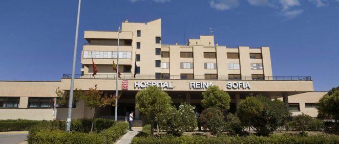 Fachada del Hospital Reina Sofía de Tudela (Foto. Gobierno de Navarra)