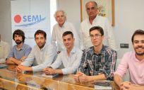 La SEMI se reúne con los nuevos MIR que han elegido la especialidad