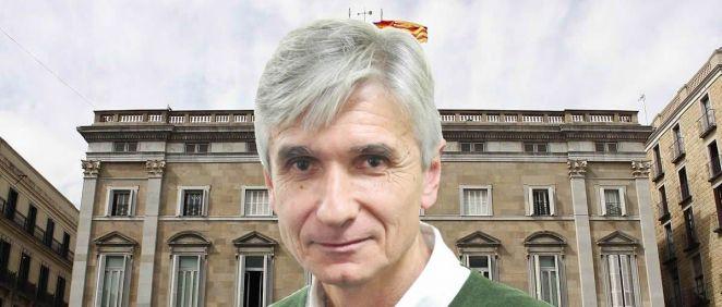 Josep María Argimon, gerente del Instituto Catalán de la Salud (ICS)