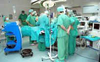 Andrea Quijada ha sido operada en el Hospital Universitario La Paz en tres ocasiones