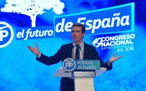 Pablo Casado, presidente del PP: Sanidad abierta, moderna e innovadora