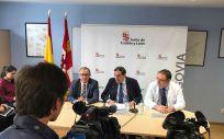 Médicos interinos de Segovia se suman a la huelga indefinida de agosto