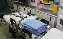 """Nueva agresión de un paciente al personal de ambulancias """"por falta de recursos"""""""