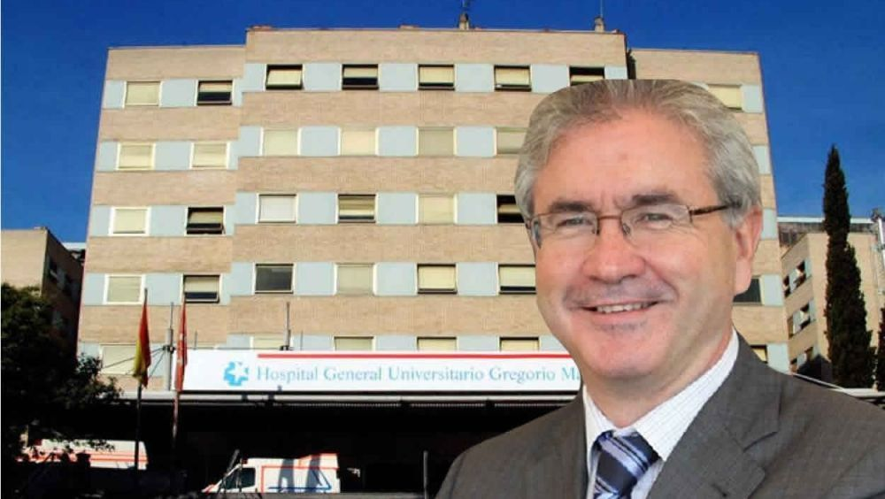 Joseba Barroeta, director gerente del Hospital Gregorio Marañón de Madrid
