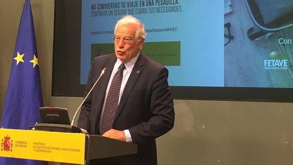 Exteriores atenci n sanitaria en el extranjero for Exteriores espana