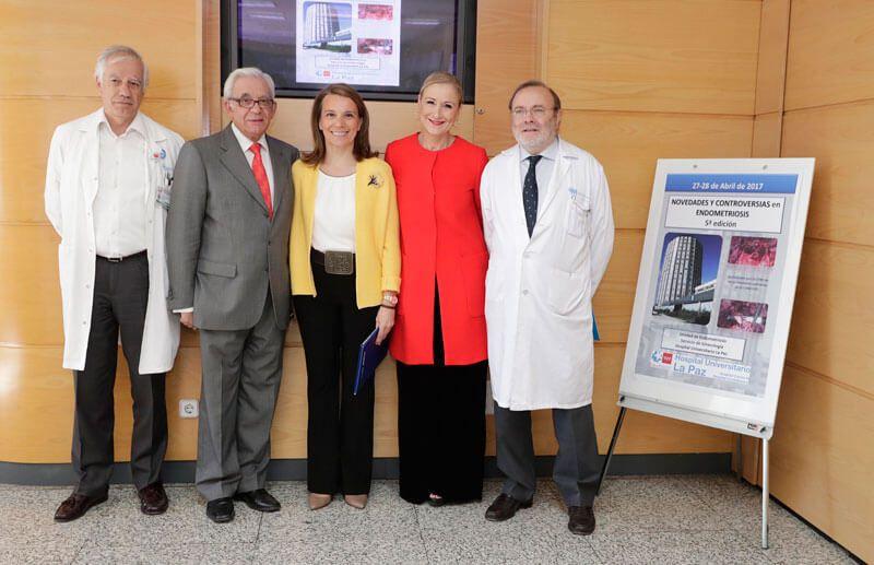 La Paz, referente en el diagnóstico precoz de endometriosis a nivel nacional