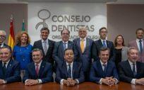 Comité Ejecutivo del Consejo General de Dentistas de España