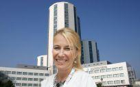 Cristina Capdevila, directora del Hospital Universitario de Bellvitge.