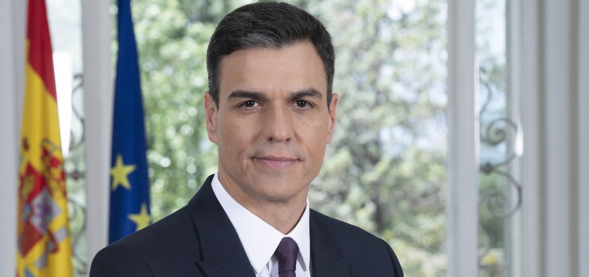 Pedro Sánchez, presidente del Gobierno, comparece ante los medios después del Consejo de Ministros celebrado este viernes
