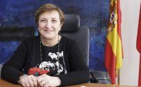 María Luisa Real, consejera de Sanidad de Cantabria