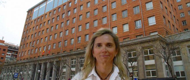 Mónica Marazuela Apiroz, jefa del servicio de Endocrinología y Nutrición del hospital La Princesa (Foto. La Princesa)
